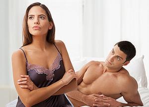Сексуальное поведение женщин